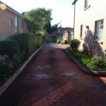 Padstow Driveway - Before
