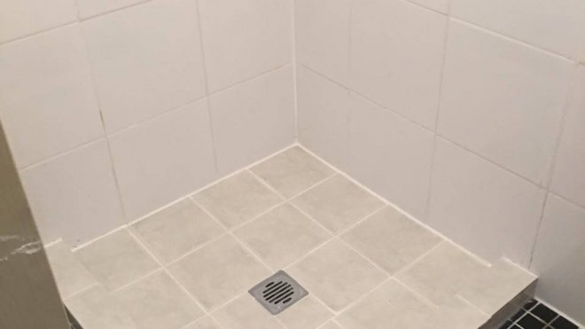 Shower Base Replacement